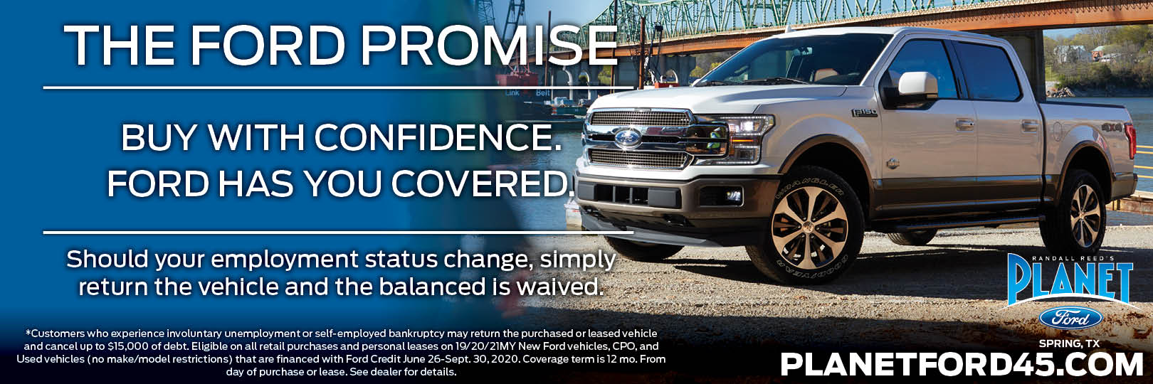 The Ford Promise