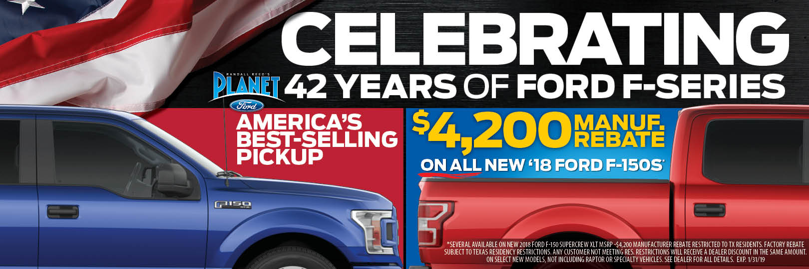 Celebrating 42 Years of F-Series