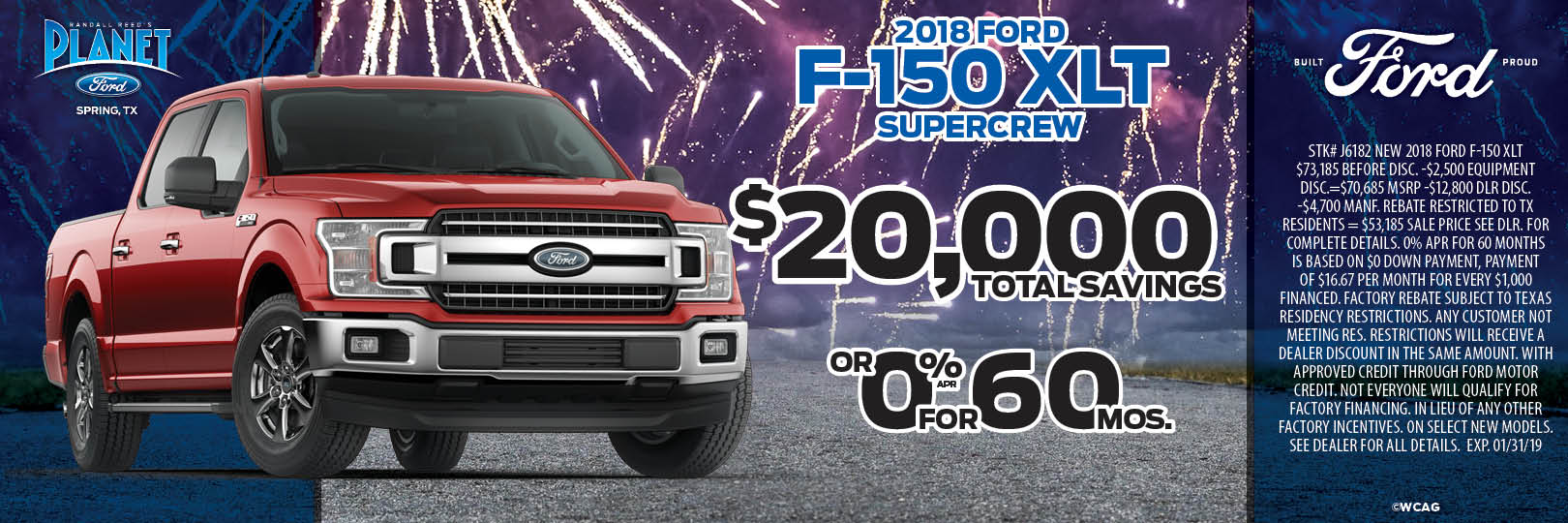 Planet Ford F-150